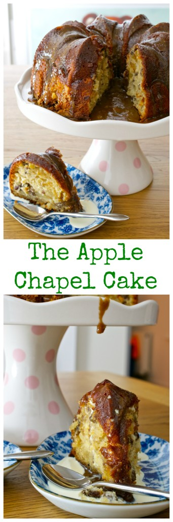 The Apple Chapel Cake