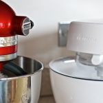 Kenwood stand mixers versus the KitchenAid - a review