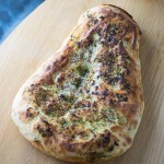 How to make perfect garlic & coriander naan at home