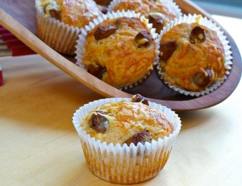 Simple Savoury Muffins