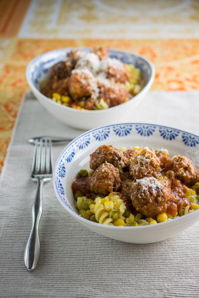 Slow Cooker Meatballs-2