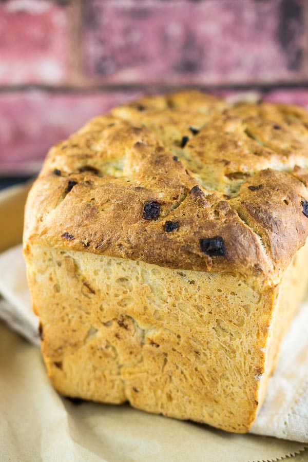 Rosemary and Onion Buttermilk Sandwich Loaf