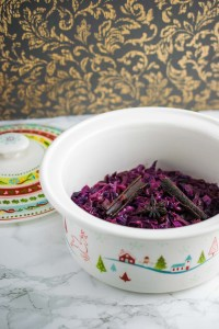 Instant Pot Orange & Spice Braised Red Cabbage