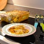Celeriac, Squash & Caramelised Onion Lasagne