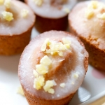 Crystallised Ginger Friands