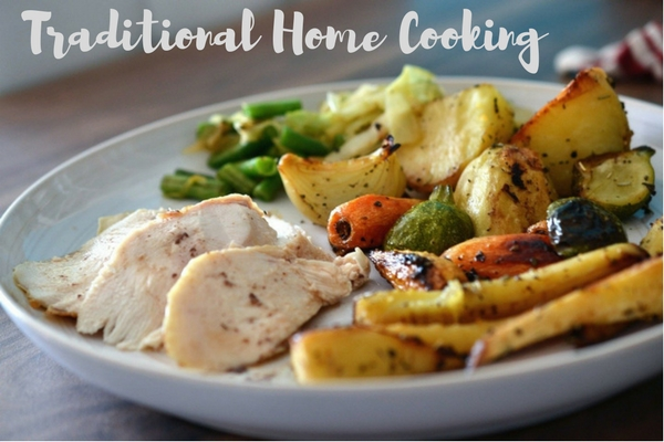 All the traditional home cooking recipes of Every Nook & Cranny