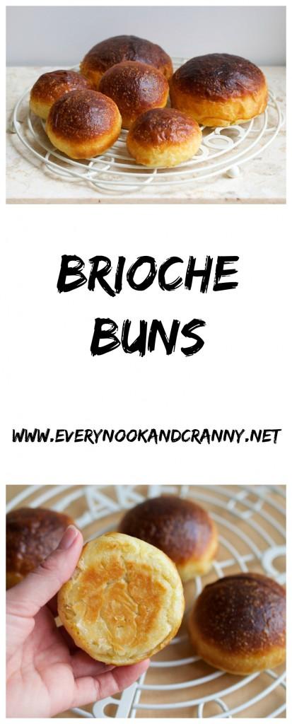 brioche-buns