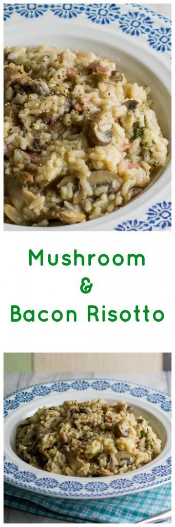 mushroom-and-bacon-risotto