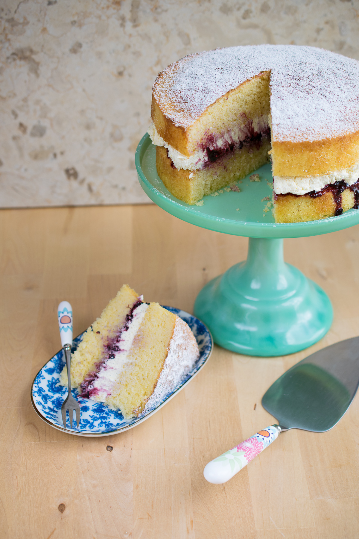 Birthday Cakes For Dogs Recipes Uk ~ Perfect gluten free victoria sponge every nook cranny