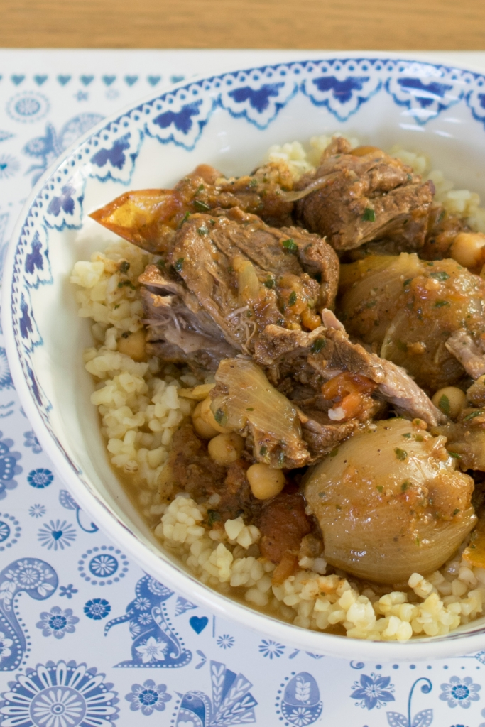 Lamb & Chickpea Tagine-7