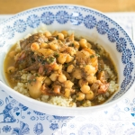 Lamb & Chickpea Tagine