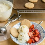No Churn Cheesecake Ice Cream