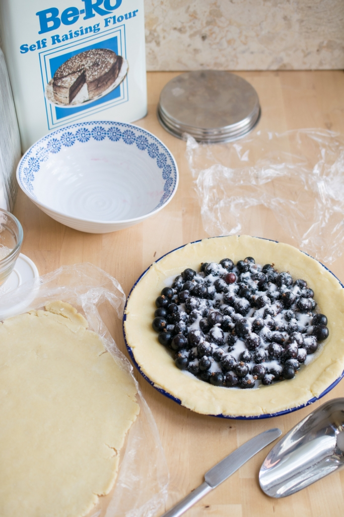 Blackcurrant Plate Pie-6
