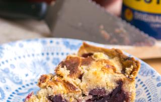 Cherry Cobbler Pie
