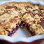 Cherry Cobbler Pie