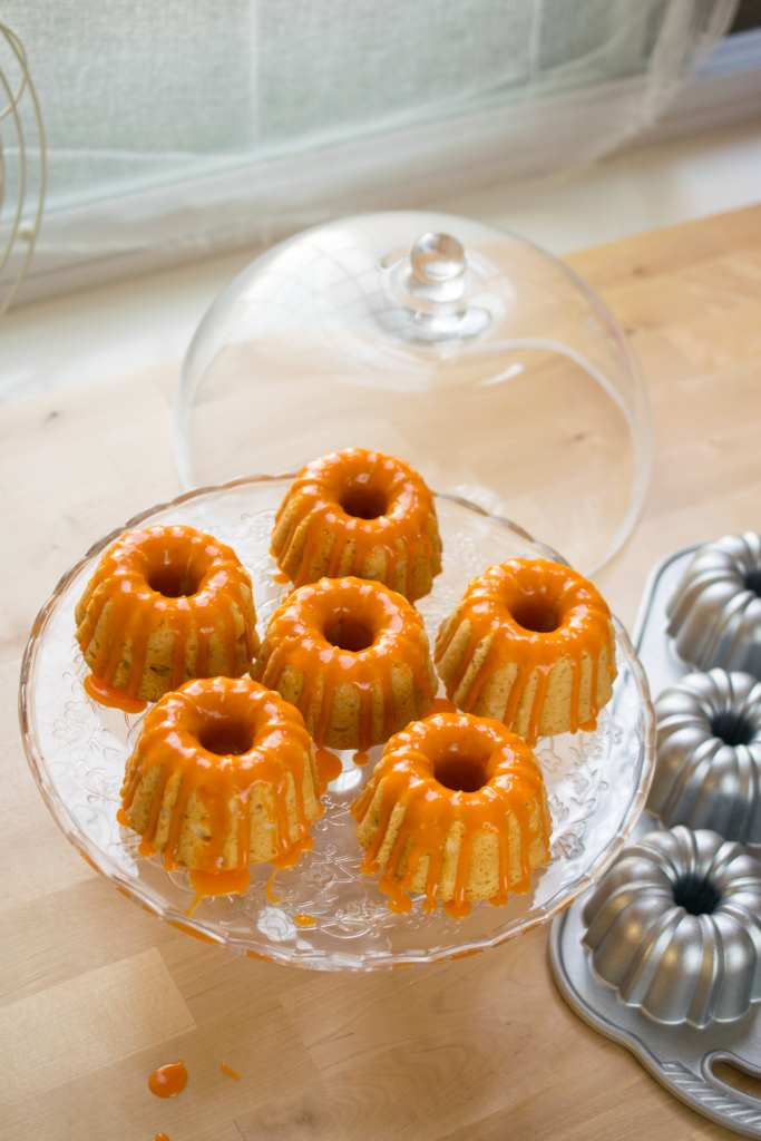 Gluten Free Orange & Vanilla Bundlettes-2