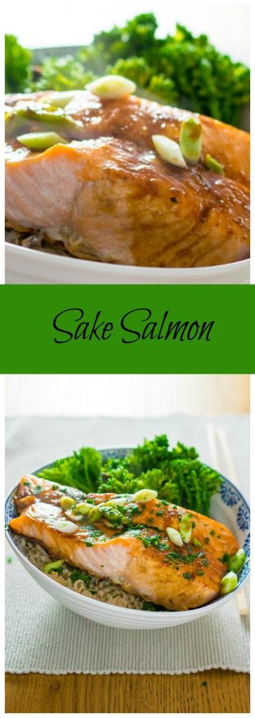 Sake Salmon