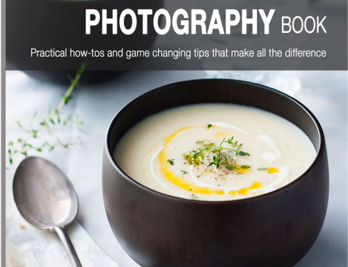 How To Photograph Food in Artificial Light