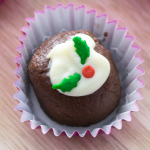 Nutella Christmas Pud Truffles