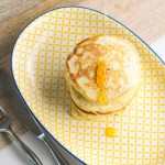 Lemon & Ginger Pancakes