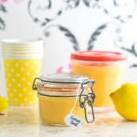 How to make utterly perfect lemon curd in the microwave!