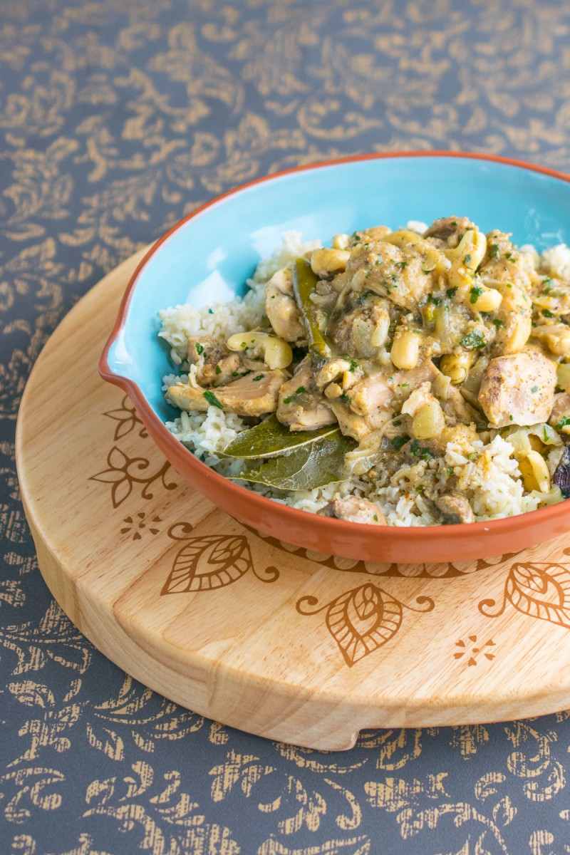 IP Cashew Chicken Curry