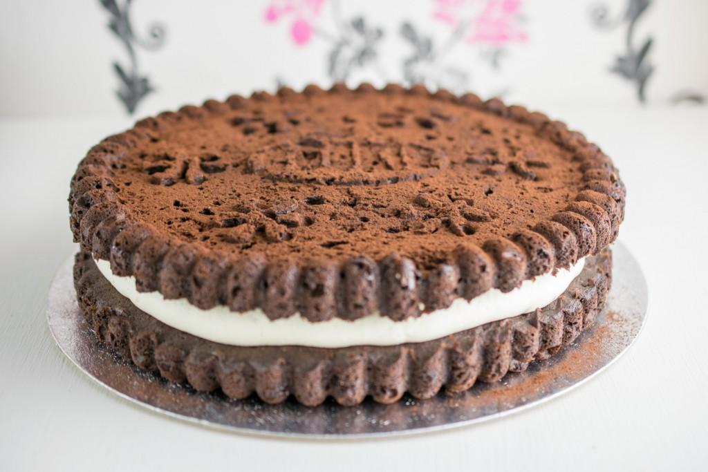 Oreo Cake Mould Uk