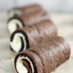 Mint Chocolate Mini Rolls