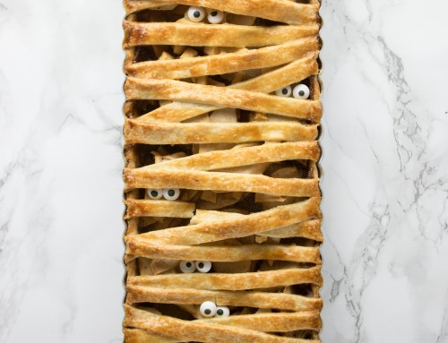 Mummified Apple Pie!