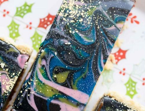 Galaxy Glazed Millionaire's Slice