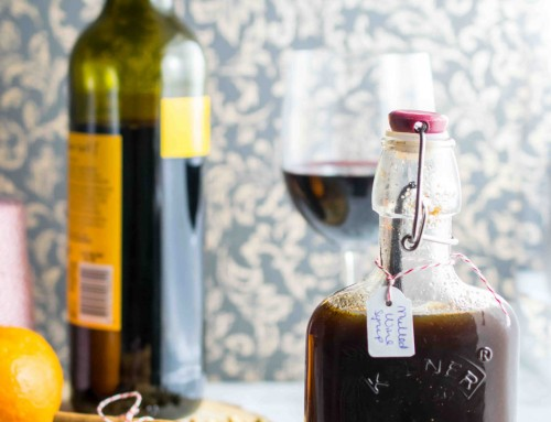 Mulled Wine Syrup