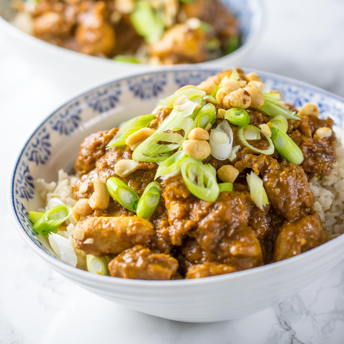 Instant Pot Chicken Satay