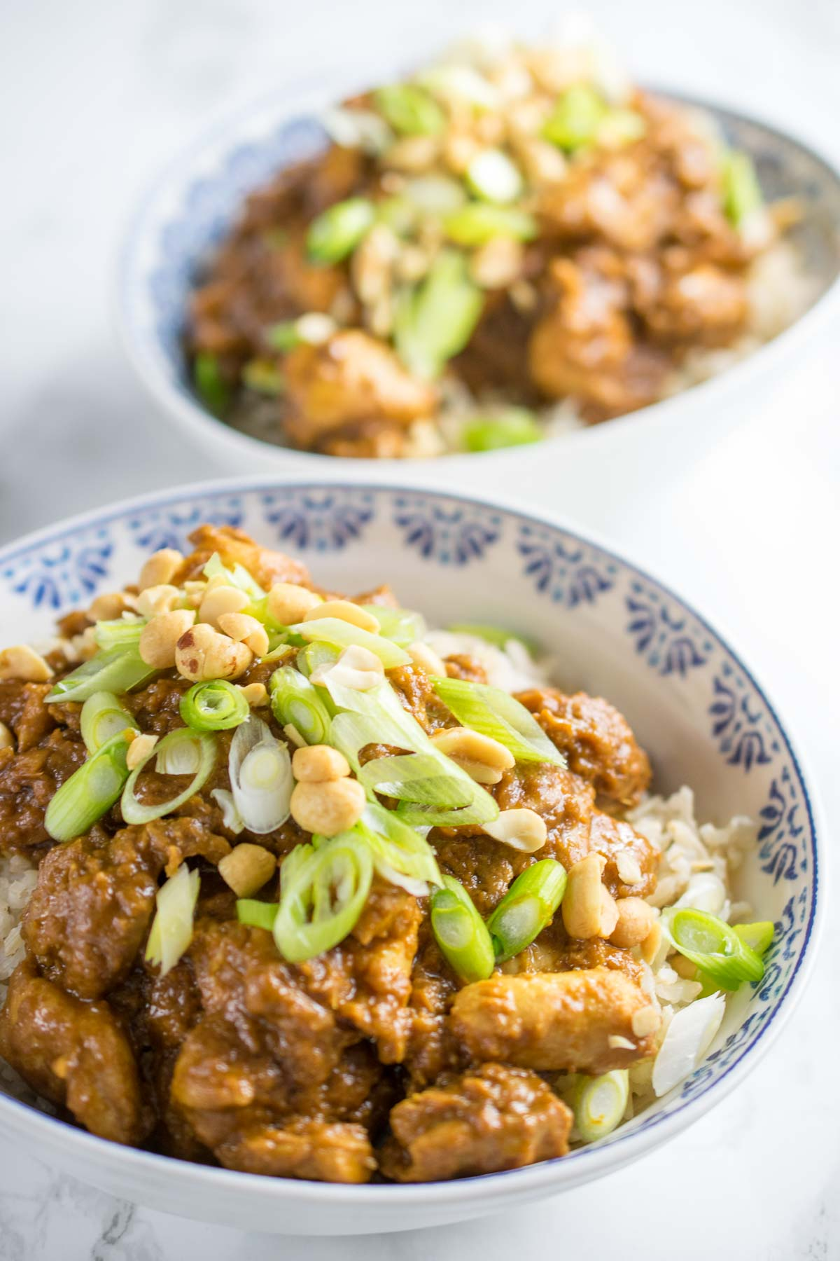 Instant Pot Chicken Satay