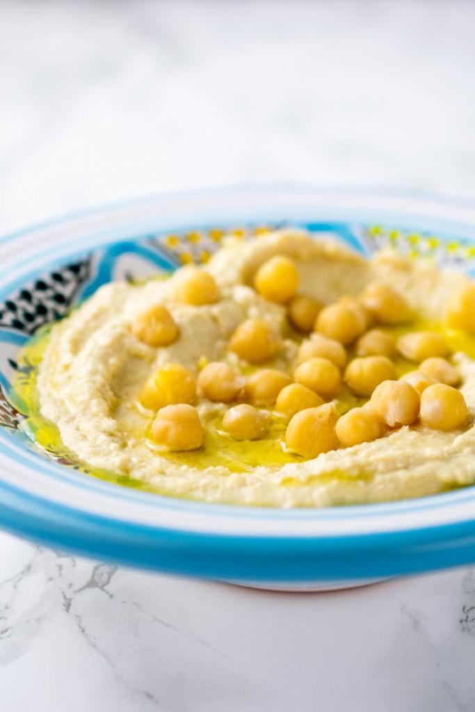 Instant Pot Hummus Three Ways