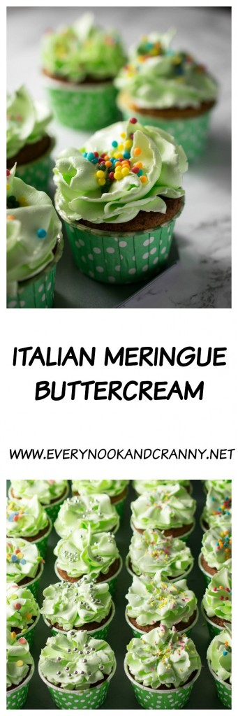 How to make perfect Italian Meringue Buttercream