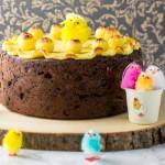gluten free simnel cake
