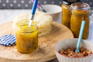 How to make delicious whole spice mango chutney in the Instant Pot