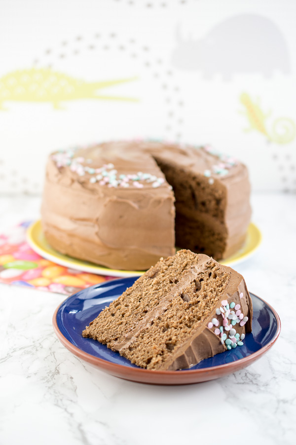 Hungry Girl Chocolate Cake Frosting