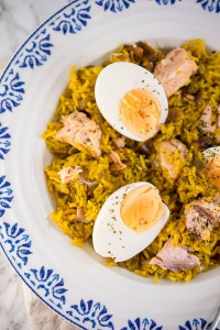 How to make kedgeree all at once, in the Instant Pot!
