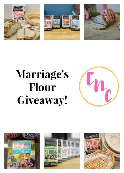 Marriage's flour giveaway on Every Nook & Cranny