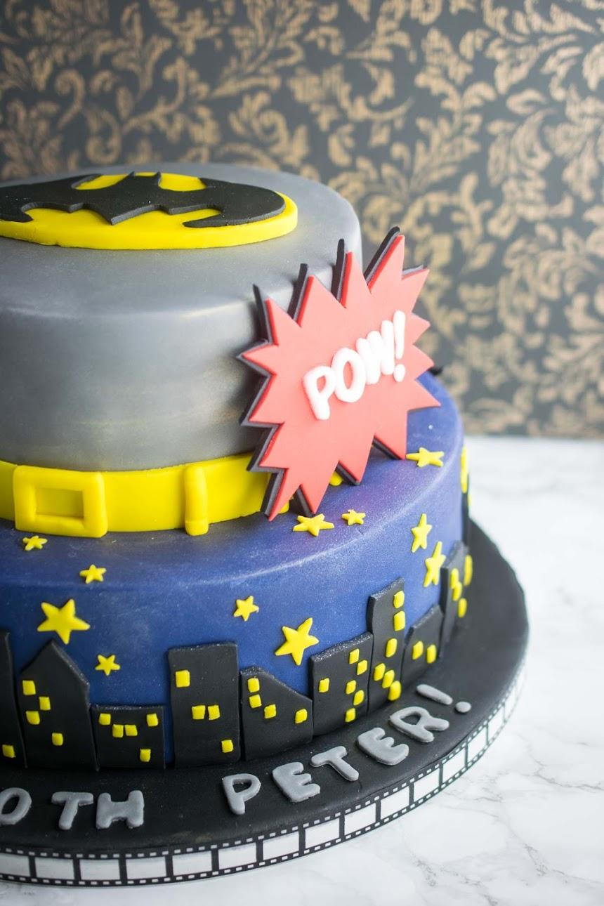 Batman Cake 3 Every Nook Amp Cranny