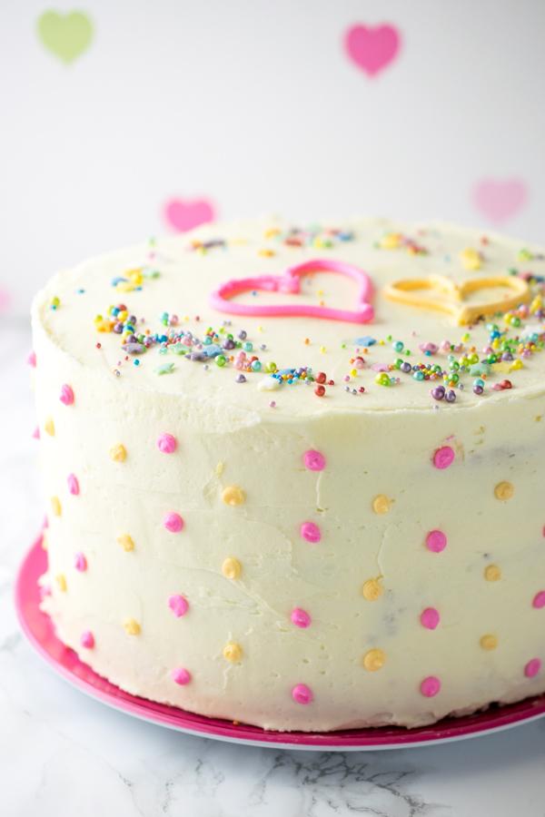 Spotty Cake Recipe