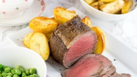 Instant Pot 4-Minute Beef