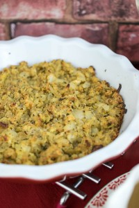 Homemade Paxo aka sage and onion stuffing