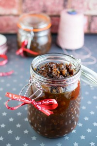 Instant Pot Amaretto Mincemeat