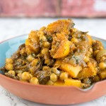 Instant Pot Chickpea & Butternut Curry