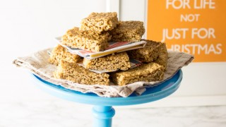Soft and Chewy Flapjacks