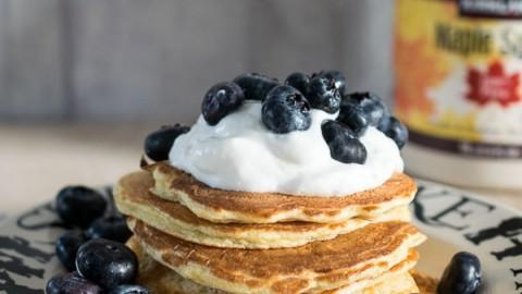 Syn Free Oat Pancakes