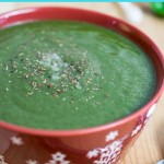 Instant Pot Spinach & Parsnip Soup