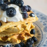 Carrot Cake Waffles (Syn Free!)